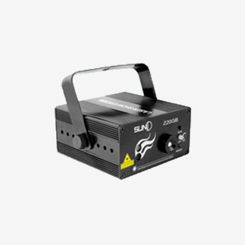 laser-eclairage