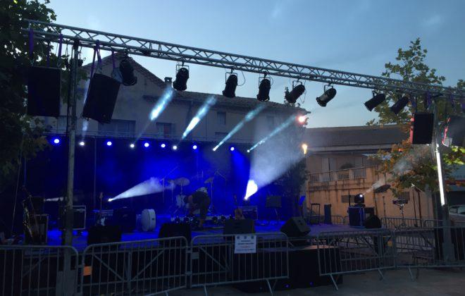 sonorisation-éclairage-entraigues-concert
